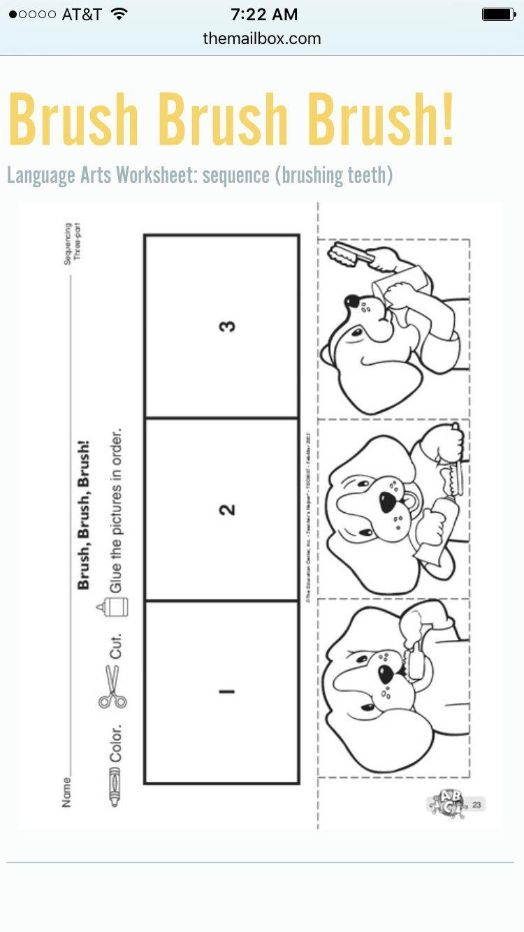 Dental Worksheets For Kindergarten Worksheet For Kindergarten Kindergarten Sequencing Worksheets Sequencing Kindergarten Kindergarten Worksheets [ 1334 x 750 Pixel ]
