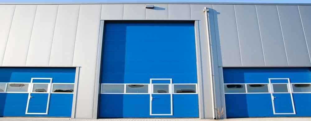 Industrial Sectional Doors Systems Manufacturers India Avians