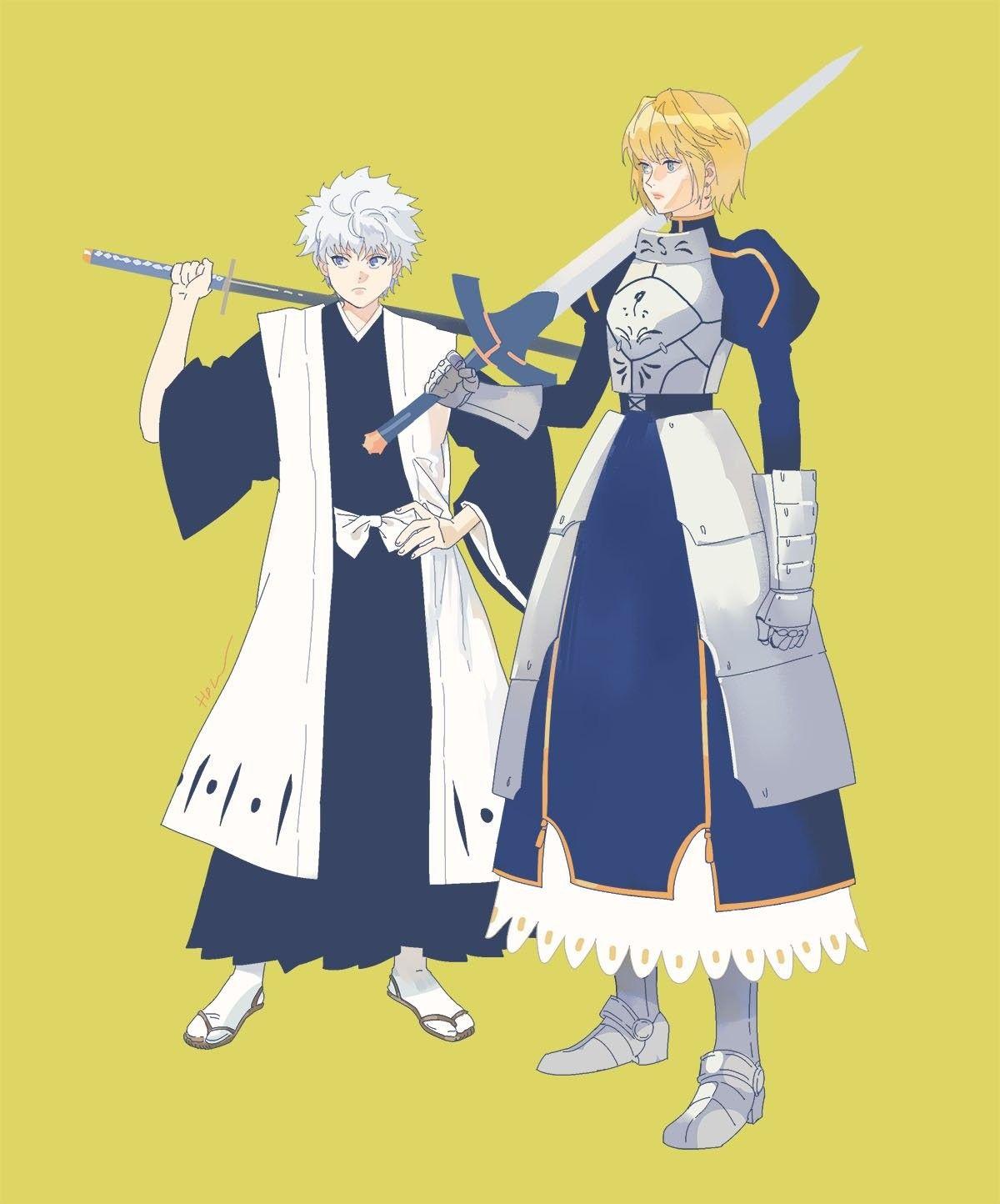 Pin by eve on Kurapika x hxh Anime, Anime life, Hunter