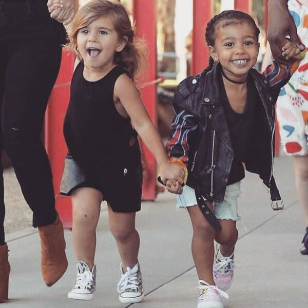 Photos from Penelope Disick's Cutest Pics! - Page