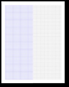 Free Online Graph Paper / Grid Paper PDFs | Design | Graph paper