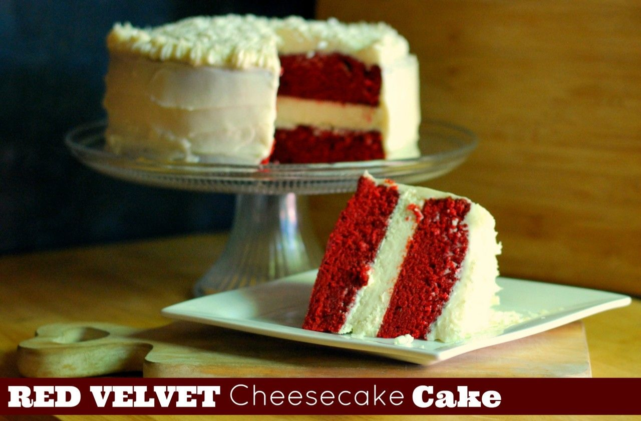 Red Velvet Cheesecake Cake Aunt Bee S Recipes Print Pdf This