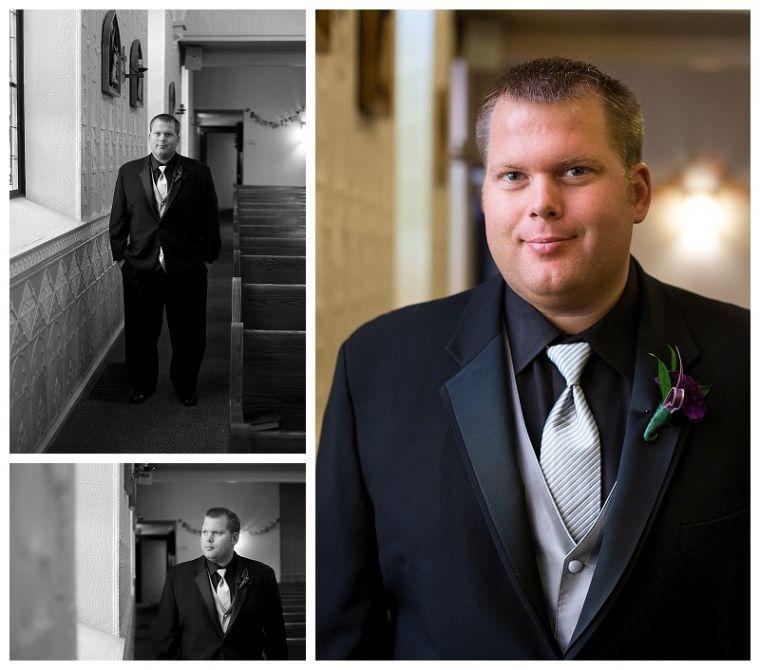 Groom Portraits © Kadwell Photography 2014