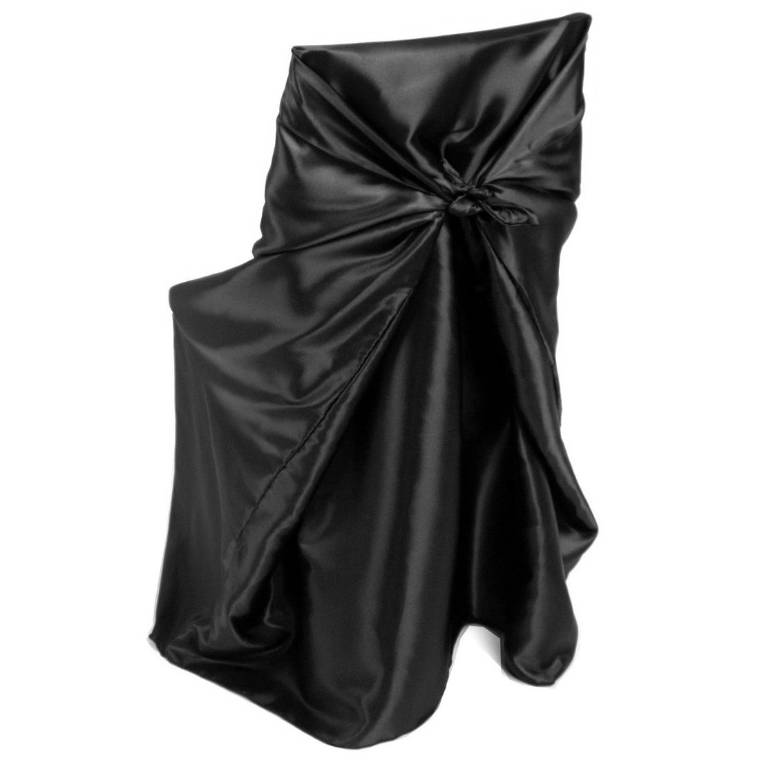 Universal Banquet Chair Covers Cover Sash Melbourne Satin Black Your Is Waiting On Sale 1 59 Each