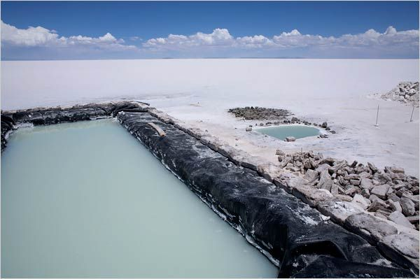 Lithium mining companies in bolivia