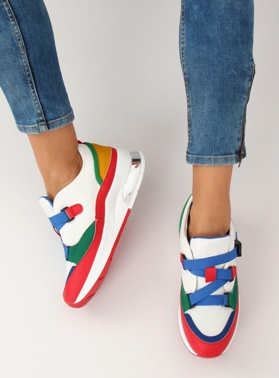 Buty Sportowe Kolorowe 8801 Blue Sklep Kupbuty Com Shoes Saucony Sneaker Sneakers