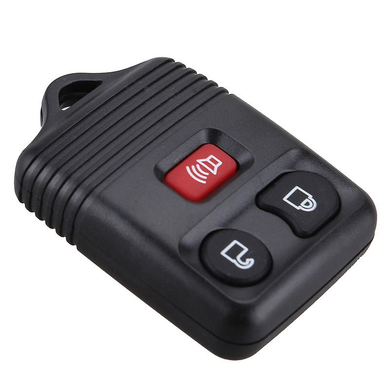 3 Button Replacement Remote Keyless Entry Key Fob for Ford Ranger F150 F250 F350