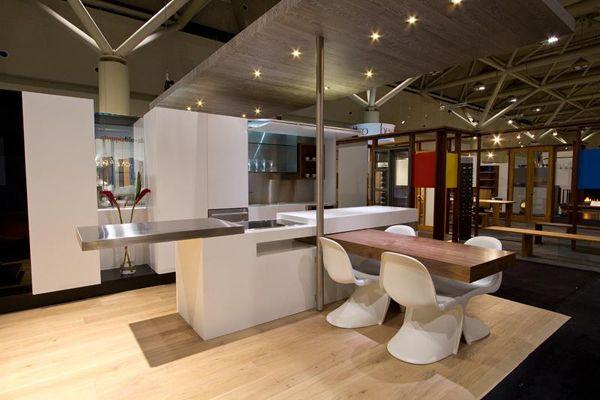 This year at Torontos 2013 Interior Design Show AyA Kitchens