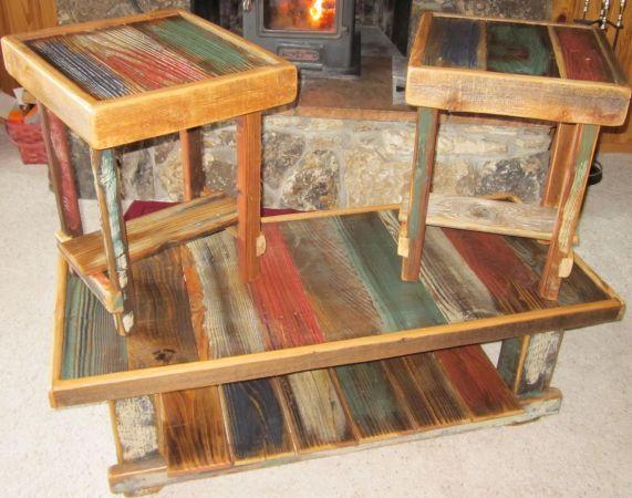 Beautiful Artsy Coffee Tables