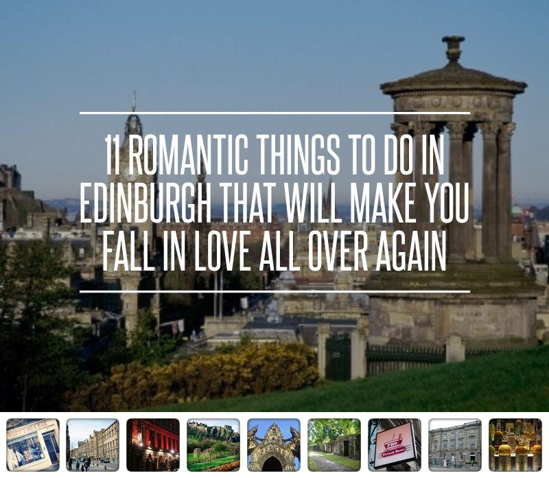 Romantic edinburgh