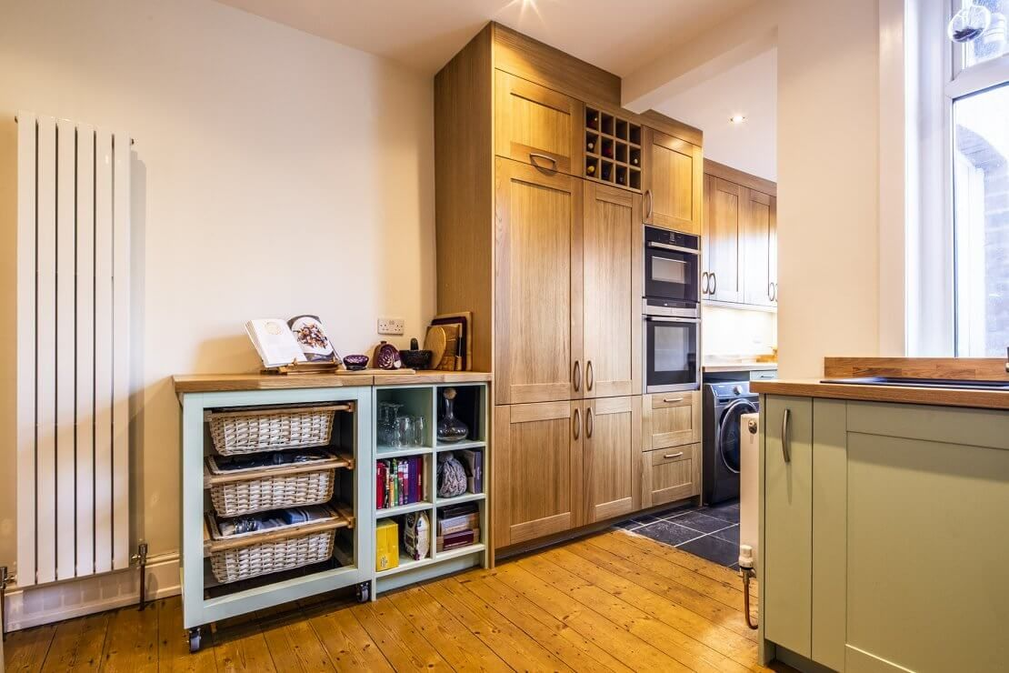 Oak and Green Sheffield Sustainable Kitchens in 2020