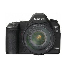 Canon EOS 5D Mark II. The camera that gets used on a surprising amount of movies and TV shows. $2,999 with lens.