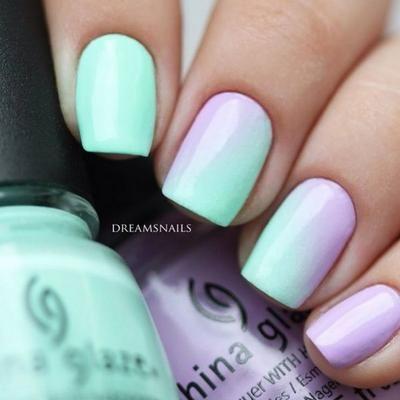 Ya conocías estas hermosas uñas color pastel ? beauty proyects - uas modernas