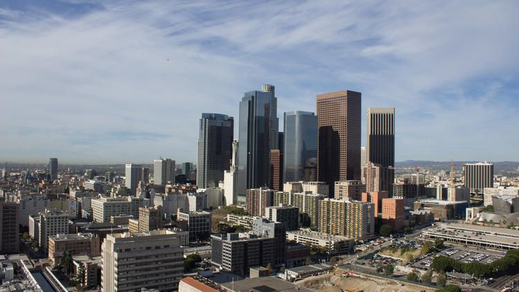 Hour To Kill Los Angeles City Hall Observation Deck Los Angeles Attractions Los Angeles City City Hall