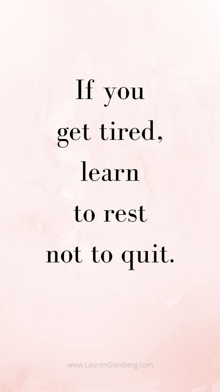 BEST MOTIVATIONAL & INSPIRATIONAL GYM / FITNESS-ZITATE – Wenn Sie müde werden, lernen Sie Quotes mot...