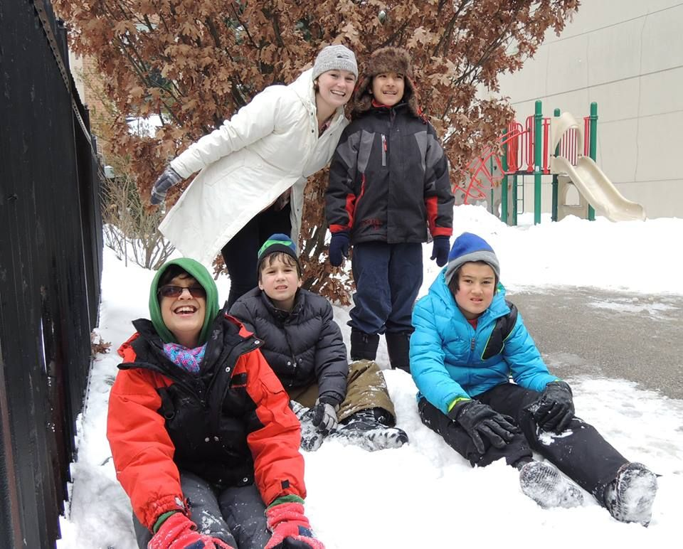 It wasn't so long ago that we were out in the snow! From Canada Sports Day, to ski trips and our park programme, Kohai students love to get active outdoors!