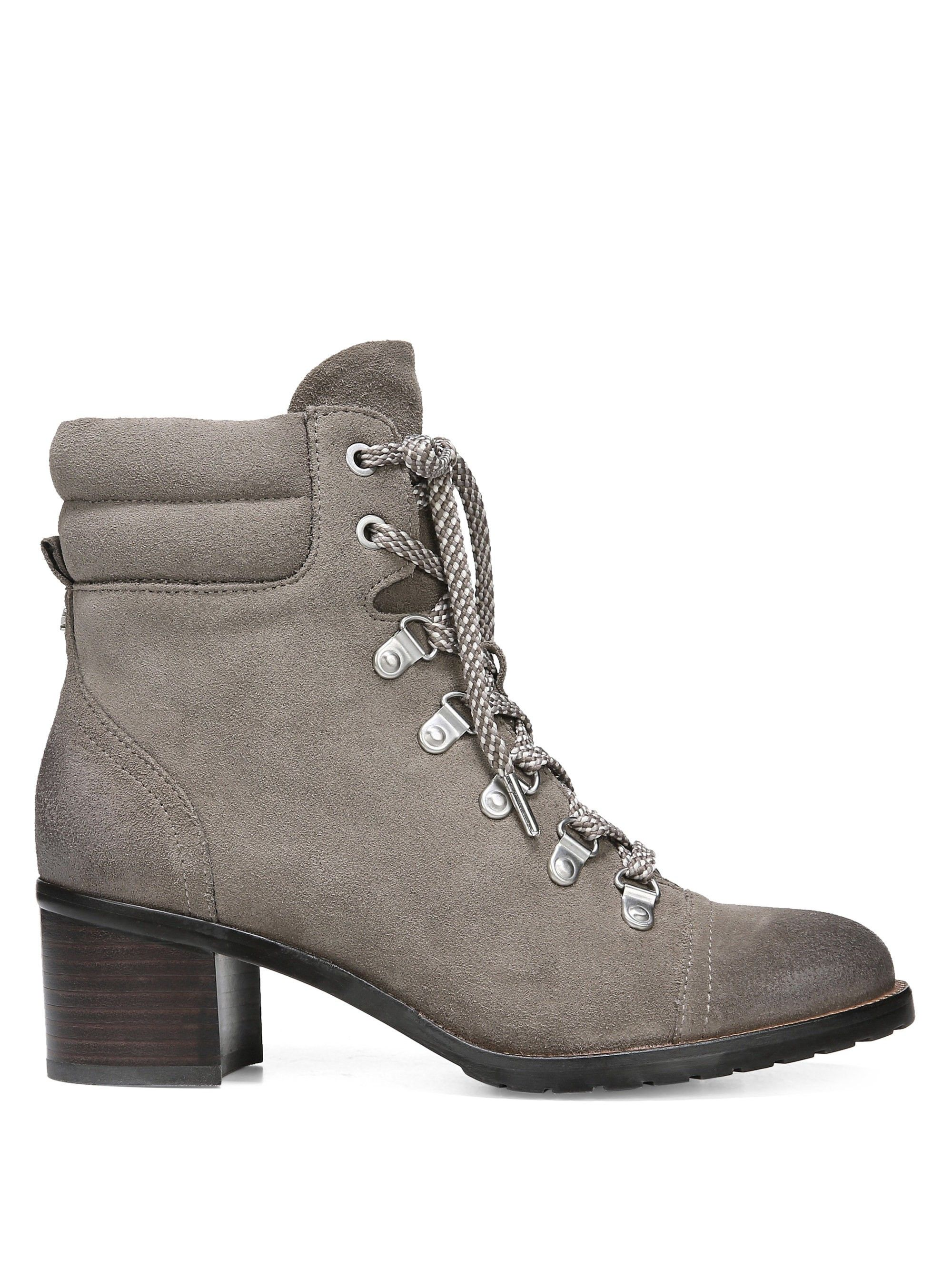 d65feca71033dd Manchester Faux Fur Suede Lace-Up Boots by Sam Edelman in 2018 ...