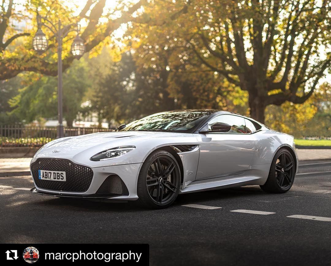 The New Dbs Superleggera In Düsseldorf Astonmartin Dbs Superleggera Power Beauty Soul Sound Photography Ph Aston Martin Superleggera Aston Martin Cars