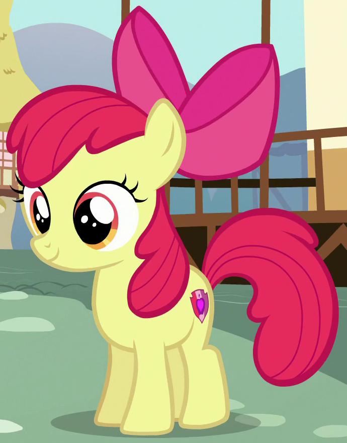 пожаловать картинки мой маленький пони эпл блум монтаж