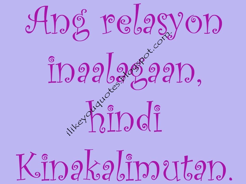 love quotes for him break up tagalog Love Quotes For Him Tagalog