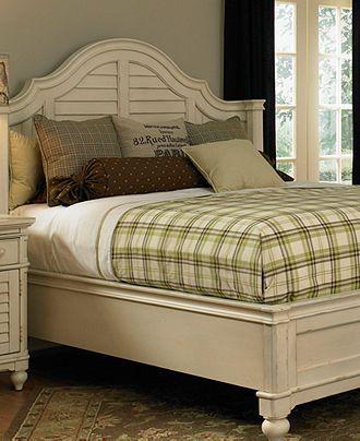 Paula Deen Bedroom Furniture Collection, Steel Magnolia - Bedroom ...