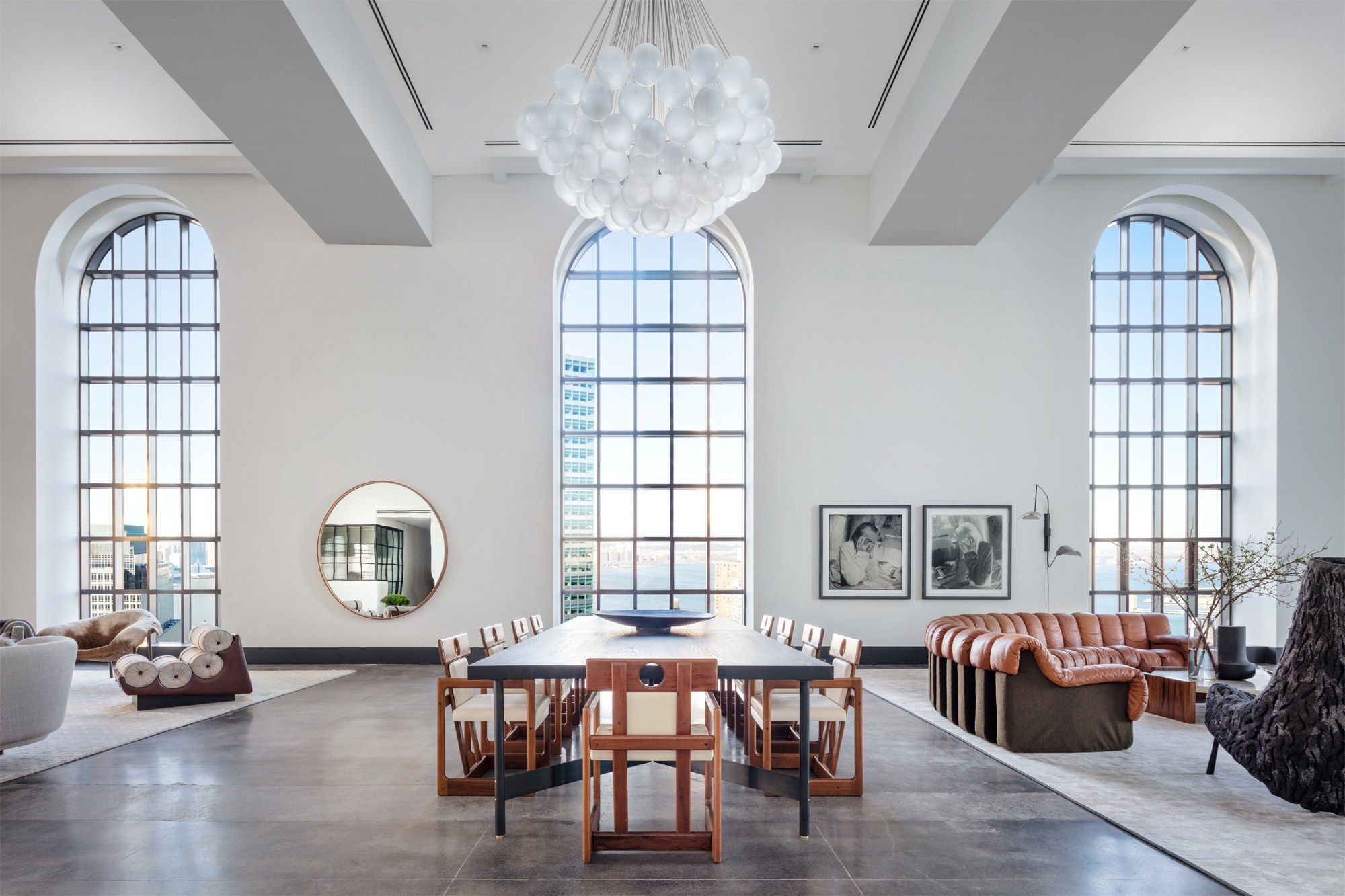 This Penthouse Contains New York City's Largest Living
