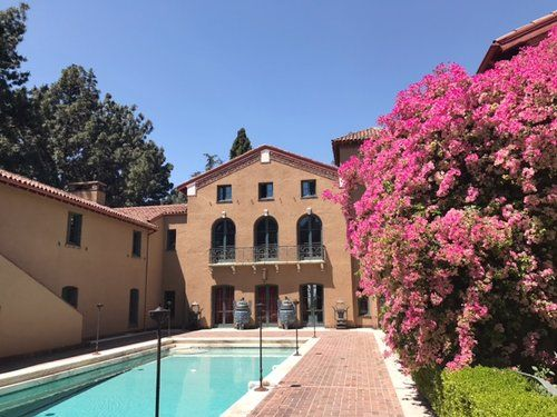The Paramour Estate The Most Unique And Romantic Los Angeles Event Venue Art Soul Events Los Angeles Wedding Planner Event Designer For The Bold Rebe Wedding Los