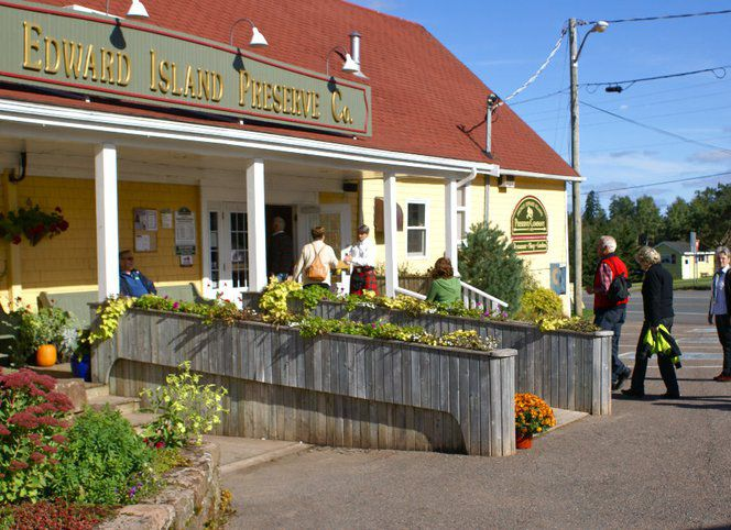prince edward island preserve company After lunch on your own, you will visit the prince edward island preserve company in the scenic village of new glasgow where you will have a chance to sample.