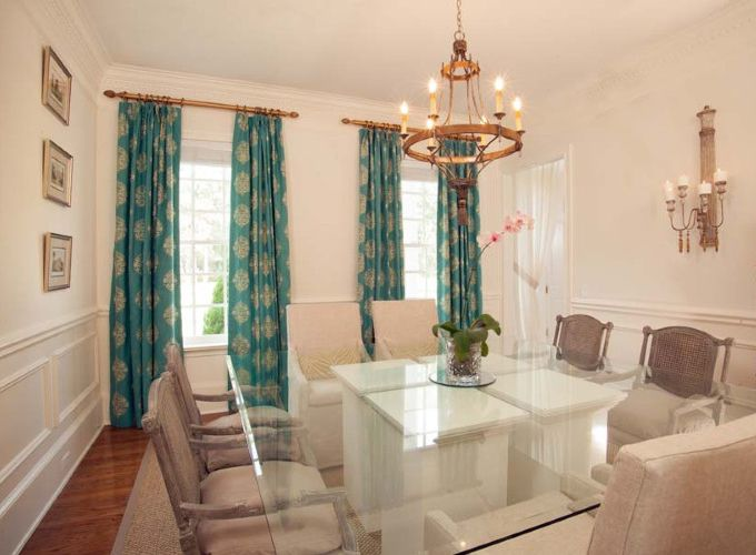 House Of Turquoise Cindy Barganier Interiors The Table Was