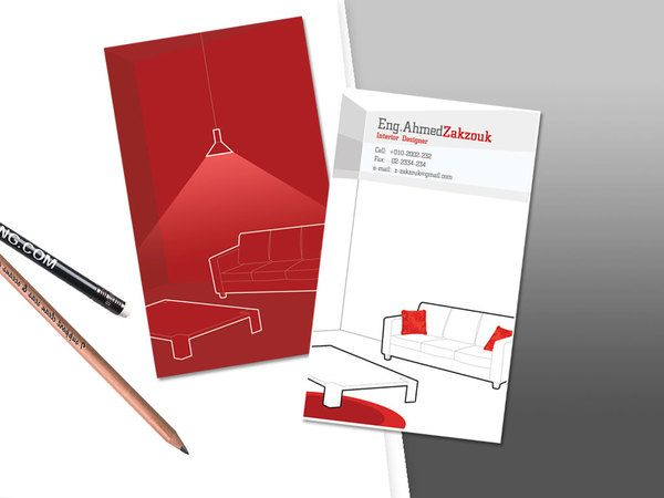 Interior Design Business Cards Intended For House Joss With Visiting Card Your Property