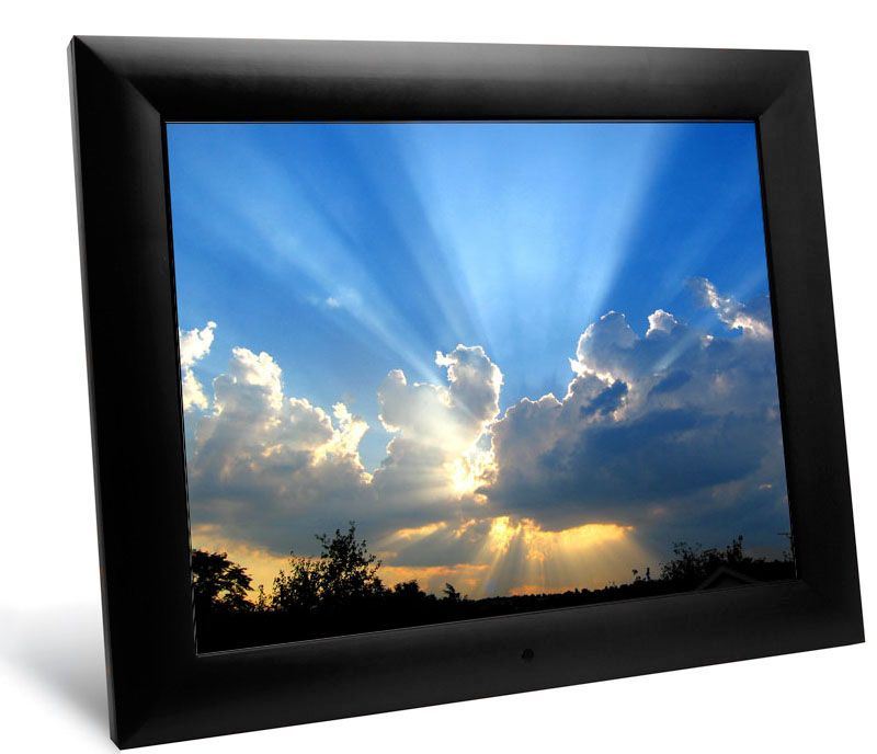 20 memory view digital photo frame