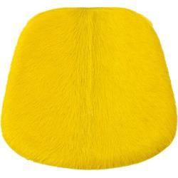 Photo of Seat pad for Eames Plastic Armchair yellow, designer Thomas Albrecht, 2.8x42x40 cmCairo.de