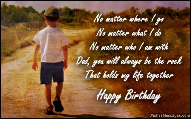 Birthday Quotes For Dad Birthday Wishes For Dad Quotes And Messages  Pinterest
