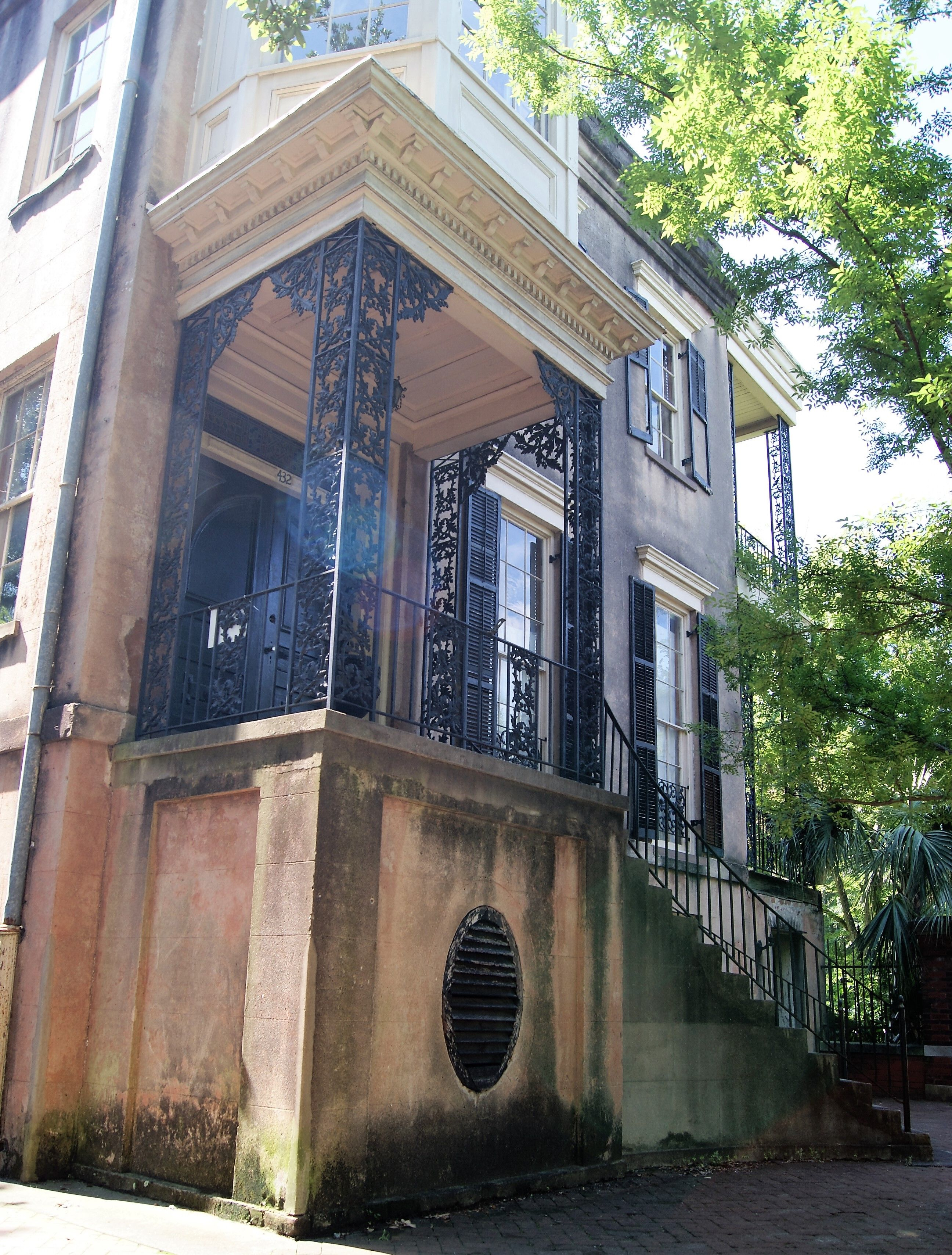 most haunted house in Savannah