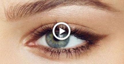 Totorial: Brown& Bronze winged liner! #makeup #EyeMakeupColourful #Wingedliner #wingedliner