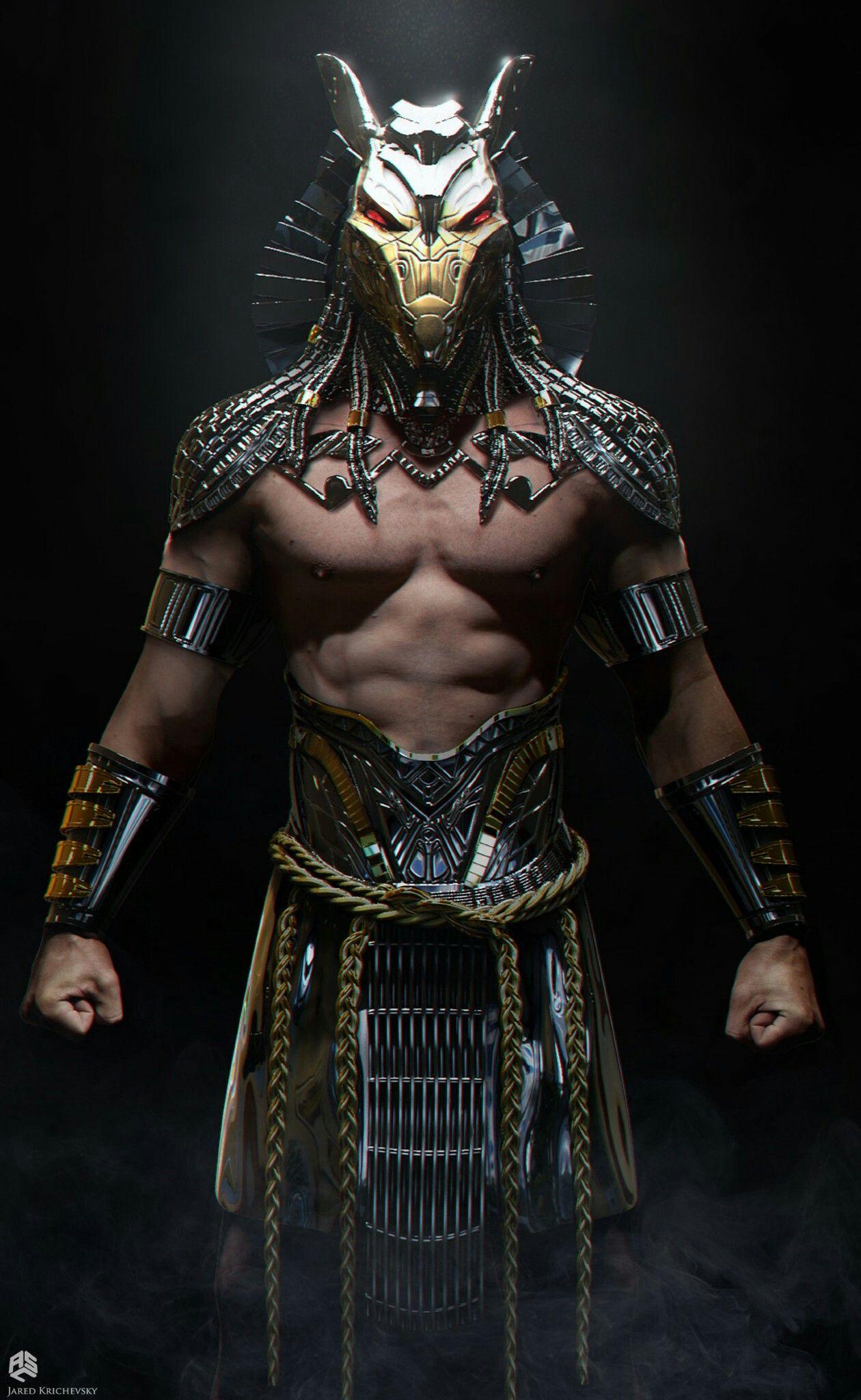 Egyptian God Seth