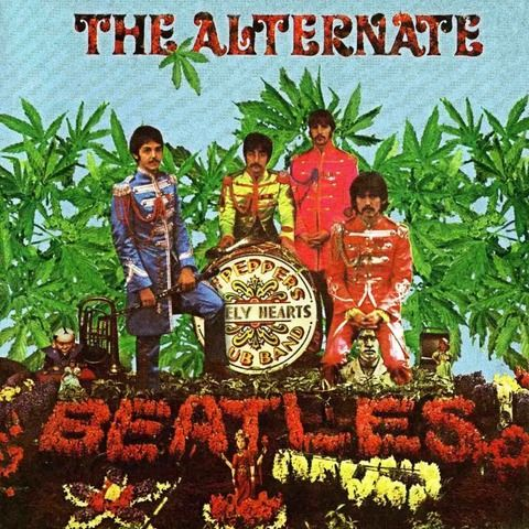 awesome The Beatles - The Alternate Sgt. Peppers Lonely Hearts Club Band And A Little More-torrent