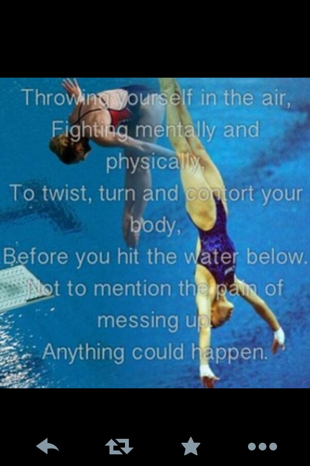 Funny Olympic Diving Pictures
