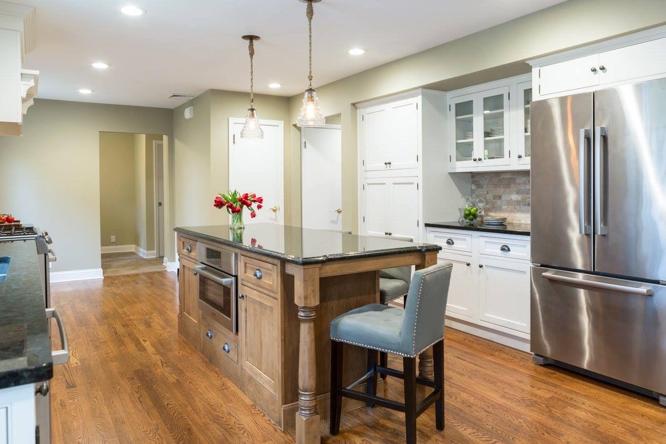 Fabulous First Floor Renovation   Kitchen remodel, Floor ...