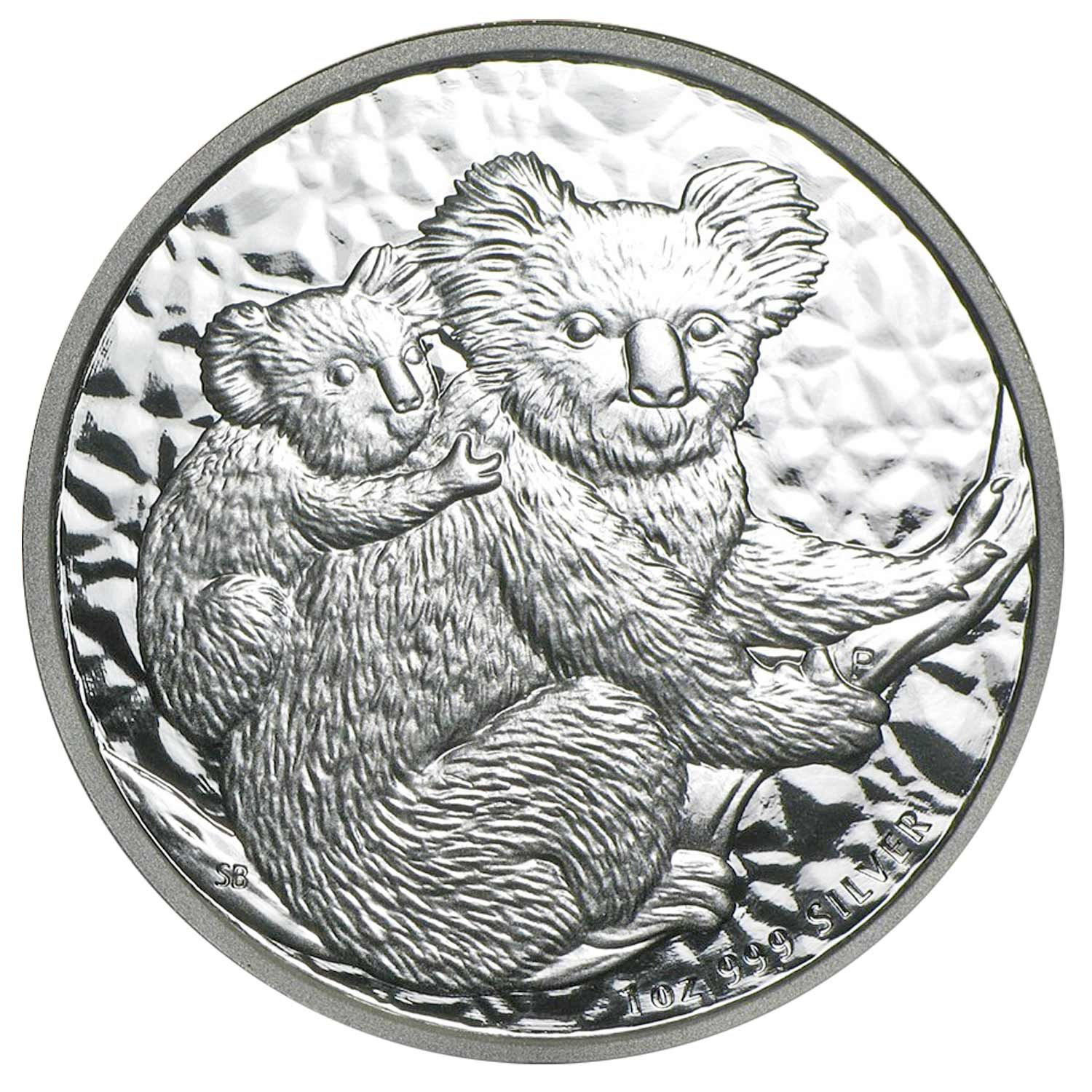 Australian Koala By The Perth Mint Agaunews