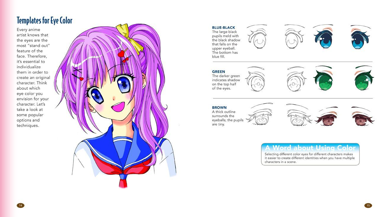 The Master Guide To Drawing Anime How To Draw Original Characters From Simple Templates Paperback July 7 2015 Anime Anime Merchandise Anime Guided Drawing