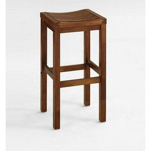 Home Style 5636 88 Cottage Oak Finish Bar Stool 24 Inch Accent