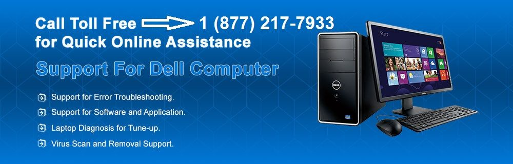 1-877-217-7933 Dell Laptop Help Number    We are one stop solution at Dell Laptop Helpline Number 1-877-217-7933 for getting quick technical help for technical problems related to dell products on toll free. Without any hassles call us.