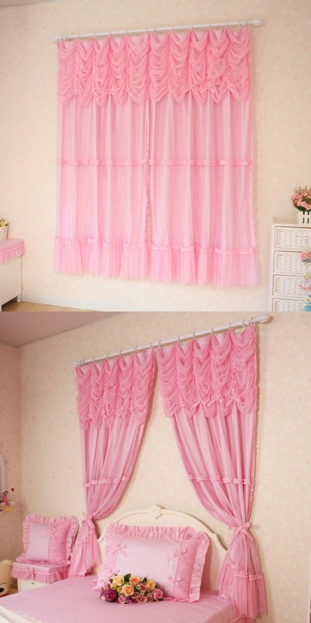 Luxury High Quality Window Curtain Living Room Cortinas Drapes Sheer Valance Set Curtains For Kids Bedroom Shades Home Textile $89