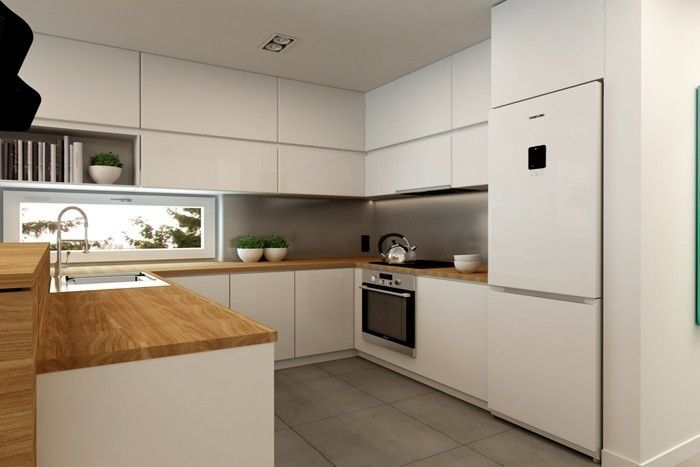 Beautiful Minimalist Small Kitchen Design