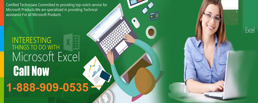 Excel Support Number 18889090535 MS Office Help