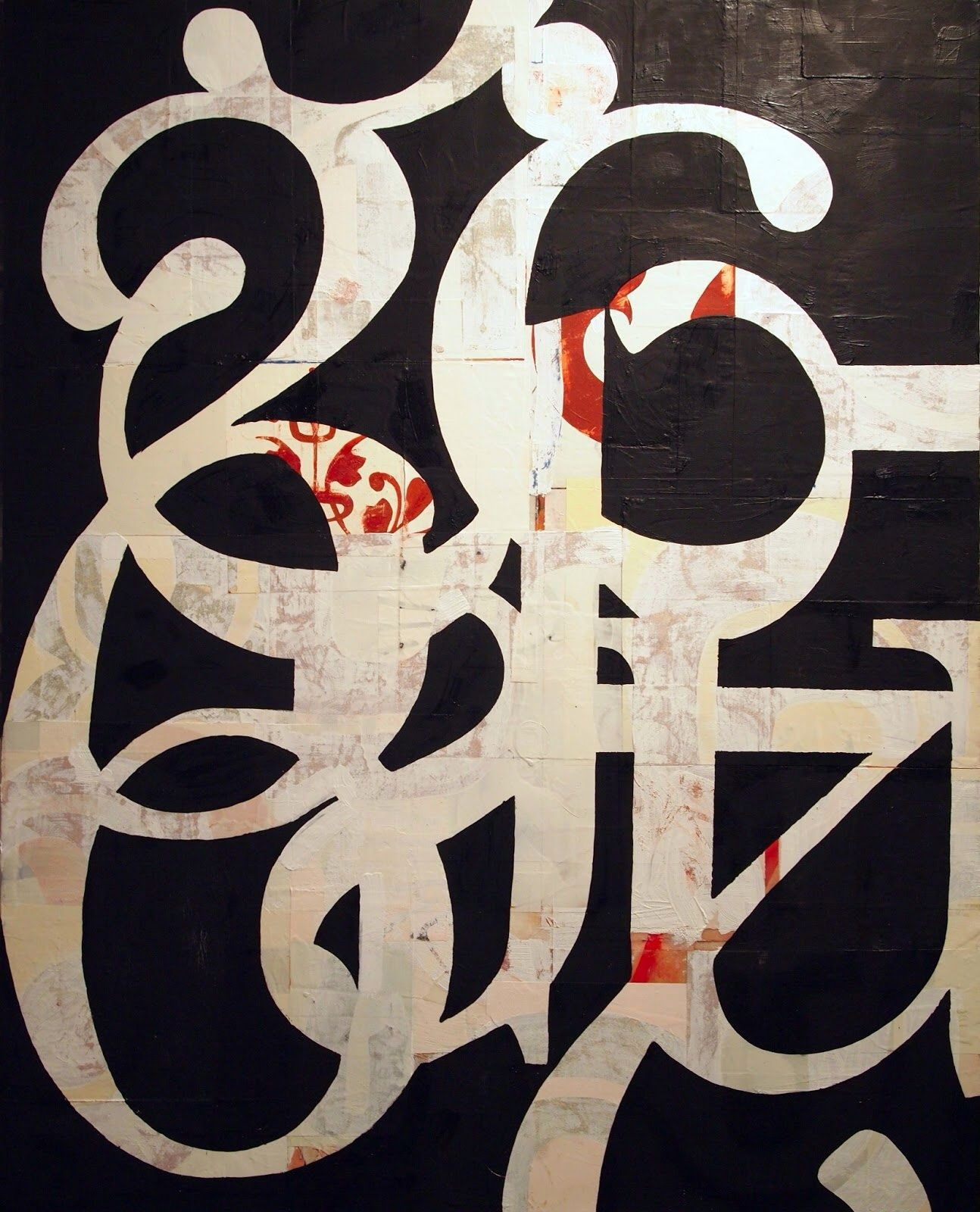 "Harold Hollingsworth, ""Sin in My Heart,"" oil on panel, 2013."