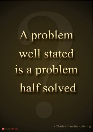 inspirational posters for office. Office Posters - Inspirational Poster A Problem For R