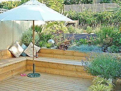 27 best images about raised flower beds on pinterest terraced a terrace garden idea workwithnaturefo