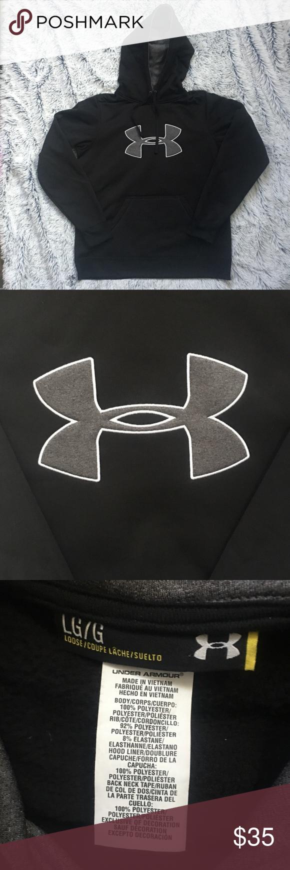 Resbaladizo Umeki Diplomacia  ✨NWT Under Armour Hoodie!✨ | Under armour hoodie, Under armour sweatshirt, Under  armour